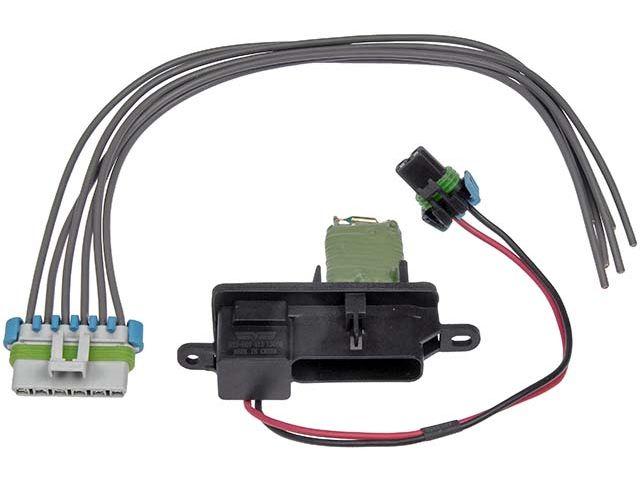 Hvac Blower Motor Resistor Kit For 1996