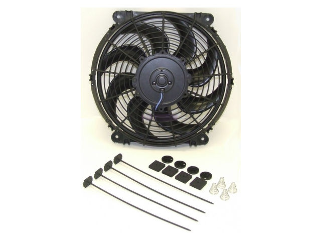 Engine Cooling Fan For 2001