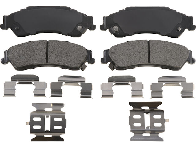 Rear Brake Pad Set For 1997