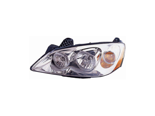 left driver side headlight assembly for 2005 2010