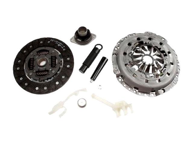 Clutch Kit For 2009-2015 VW Jetta 2.0L 4 Cyl Turbocharged DIESEL 2010 Y593TW