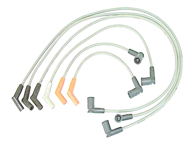 Spark Plug Wire Set For 2004-2005 Ford Freestar V961RM 8mm ...