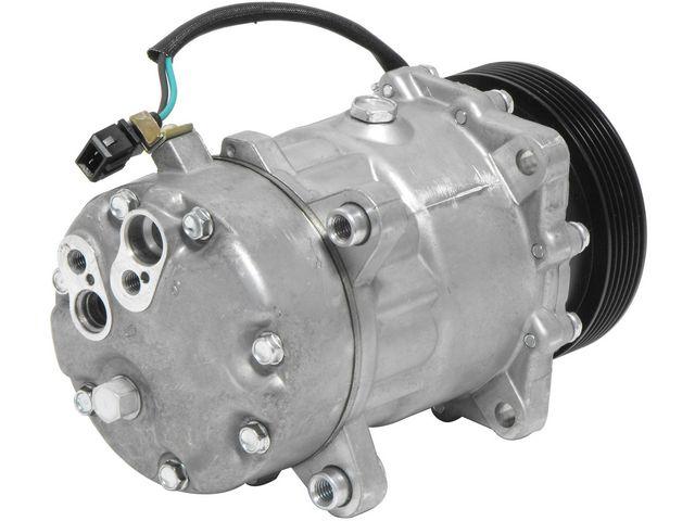 A  C Compressor For 2000 Vw Jetta N481wr Sd7v16 Compressor