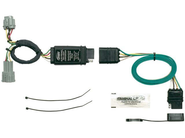 details about trailer wiring harness for 1998 2004 nissan frontier 2000 2002 1999 2003 z529bn nissan frontier towing trailer 2002 nissan frontier trailer wiring #7