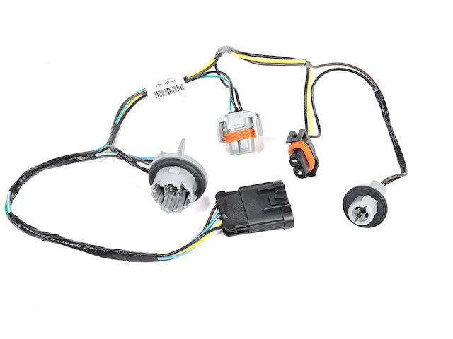 Headlight Wiring Harness For 2008