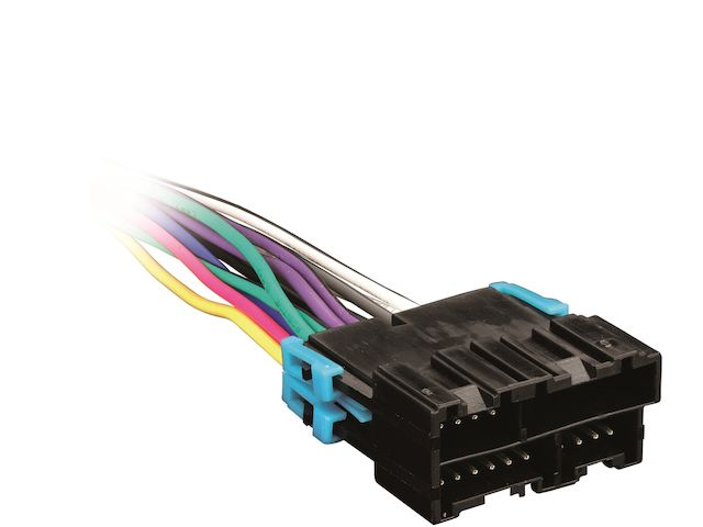 Radio Wire Harness For 2001