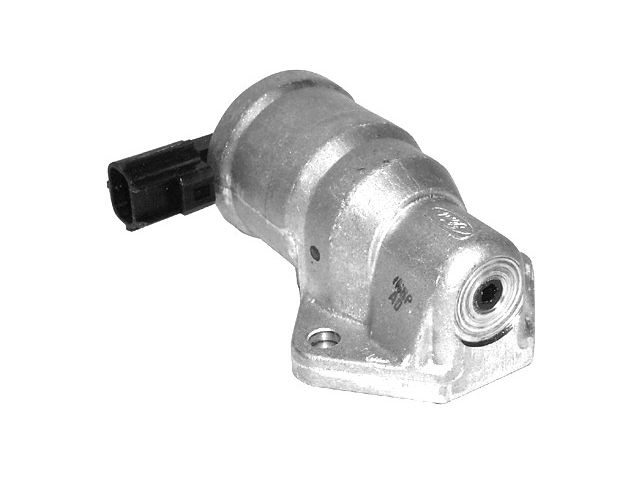 2004 Ford f150 idle air control valve location
