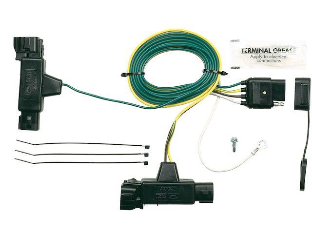 trailer wiring harness for 1995-2001 dodge ram 1500 1996 1999 1998 1997  k651pt | ebay  ebay